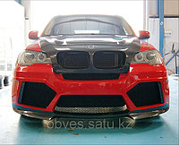 Обвес Mansory на BMW X5 E70, фото 1
