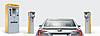 Парковочная система на билетах с баркодом