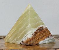 Оникс пирамида (природный натуральный камень)