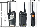 Рации HYT TC-320 носимые 400-470 мГц., фото 4