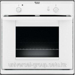 Установка газовой встраиваемой духовки