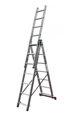 Универсальная лестница 3х8 Krause