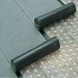 Рулонная гидроизоляция Руфлекс Ролл Base ХМП-3,0 (песок/плёнка), фото 3