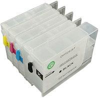 Комплект картриджей HP ДЗК/ПЗК №950XL/951XL(cn045-cn048)с чипом/ без чернил