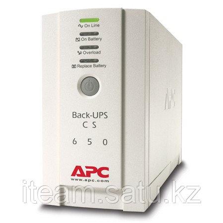 UPS APC BK650EI Back-UPS CS 650VA / 400W