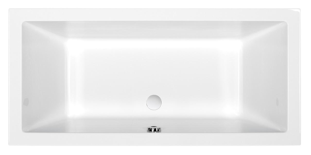 Акриловая ванна прямоугольная Cersanit INTRO