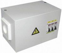 Ящик с понижающим трансформатором ЯТП-0,25 2АВ 380/12