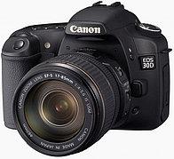 13 Инструкция на Canon EOS 30D
