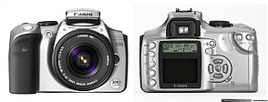 18 Инструкция на Canon EOS 300D, фото 2