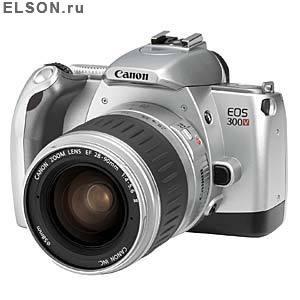 20 Инструкция на Canon EOS 300V Date