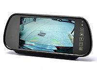 Зеркало монитор с usb SH718-P5, фото 1
