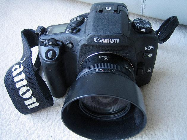 32 Инструкция на Canon EOS Elan7NE,Canon EOS 30V, фото 2