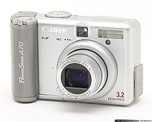 49 Инструкция на Canon PowerShot A70