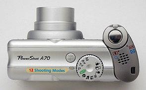 49 Инструкция на Canon PowerShot A70, фото 3