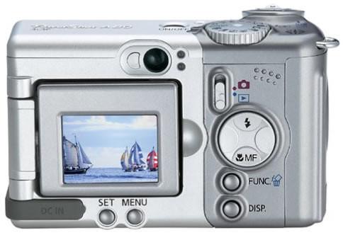 51 Инструкция на Canon PowerShot A80