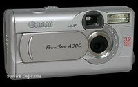 54 Инструкция на Canon PowerShot A300