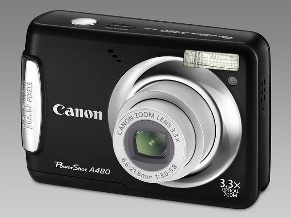 57 Инструкция на Canon PowerShot A480