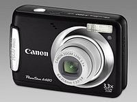 57 Инструкция на Canon PowerShot A480, фото 1