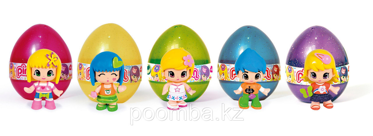 """Кукла """"Пинипон"""" в пластмассовом яйце"""