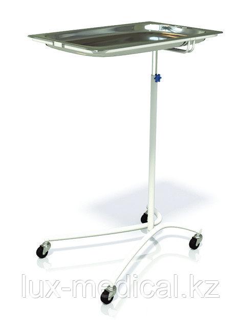 Стол для операционных инструментов (типа Гусь) СИ-11