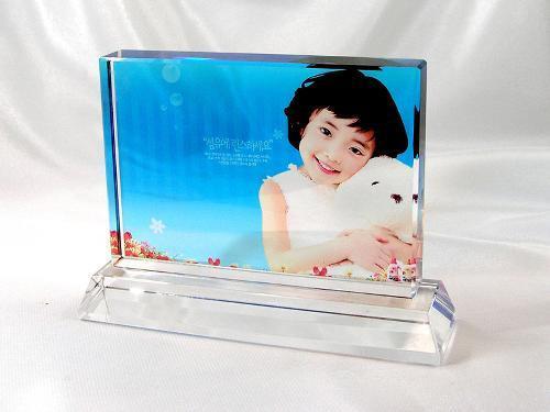 Фотокристалл для сублимации (BSJ 08b),размер - 130х110х15мм