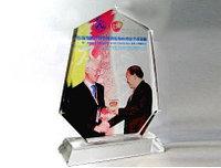 Фотокристалл для сублимации (BXP 01),размер - 178х135х18мм