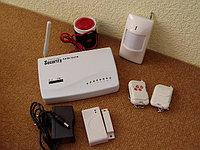 Сигнализация GSM для сейфа, офиса и дома