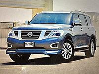 Обвес Sport для Nissan Patrol Y62 РЕСТАЙЛИНГ 2014+, фото 1