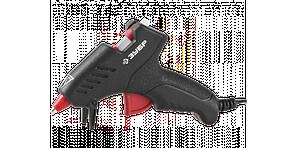 """Пистолет ЗУБР """"МАСТЕР"""" термоклеящий, электрический, эргономичная рукоятка, рабочая температура 165град, d=8мм,"""