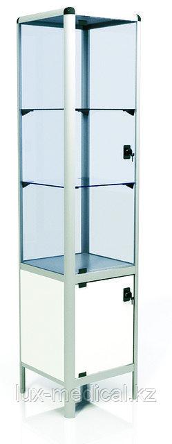 Шкаф медицинский с сейфом ШМ-03