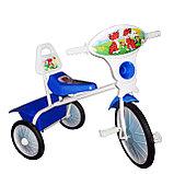Велосипед трехколесный мод. 527-501-09 (со спинкой, с кузовком, без ограждения, без доп. подножки, без управля, фото 2