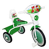 Велосипед трехколесный мод. 527-501-09 (со спинкой, с кузовком, без ограждения, без доп. подножки, без управля, фото 3