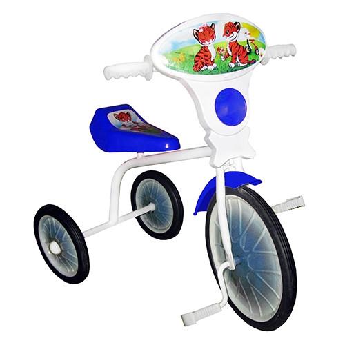 Велосипед трехколесный мод. 527-501-05 (без кузова) 01