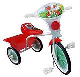 Велосипед трехколесный мод. 527-501-05 (с кузовом) 05, фото 2