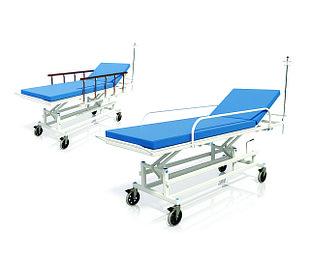 Каталки медицинские и столы перевязочные