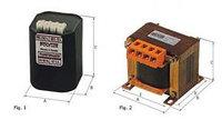 Трансформаторы однофазные для галогеновых ламп
