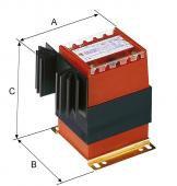 Выпрямительная установка однофазная литая серии TR