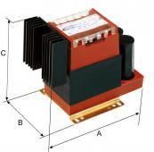 Выпрямительная установка  литая с фильтром серии TRF