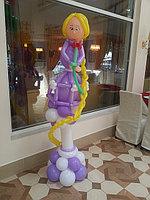 Оригинальные фигуры из шаров на детский праздник, фото 1