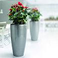 Кашпо для комнатных растений с автополивом 43х81cmH, фото 2