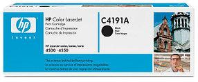 Заправка картриджей  HP CLJ 4500/4550(C4191A,C4192A,C4193A,C4194A)