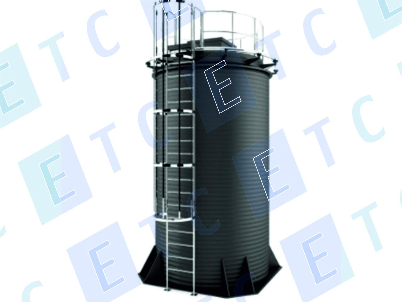Резервуары (баки) цилиндрические вертикальные