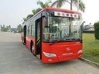 Городской автобус 10-11м, 40 мест, XMQ6119G