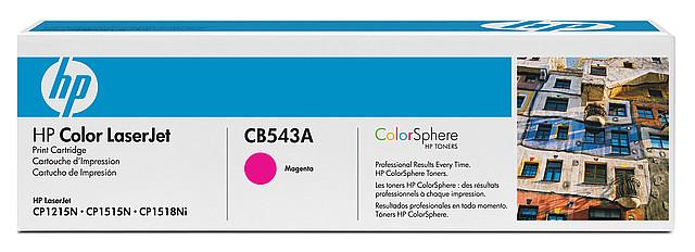 Картриджи hp CLJ CB540A,CB541A,CB542A,CB543A для принтера HP 1215,1515