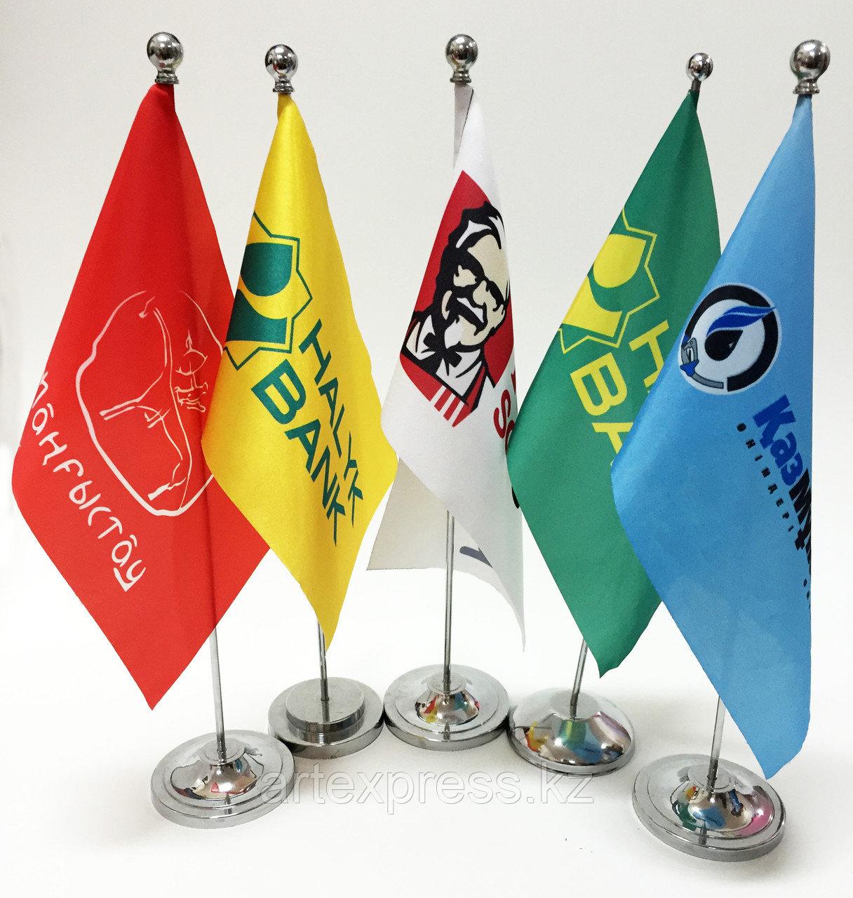 Флаг настольный, флажок