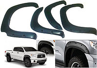 Широкие накладки на арки колес на Toyota Tundra 2007-2013