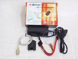 R-Driver III адаптер (Конвертер USB 2.0 -> SATA, IDE Cable)