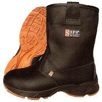 Сапоги зимние SPS Econom Обувь рабочая с металоноском, фото 1