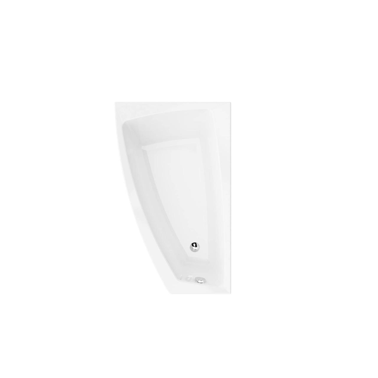 Акриловая ванна Cersanit LORENA 150 *90 см. левая
