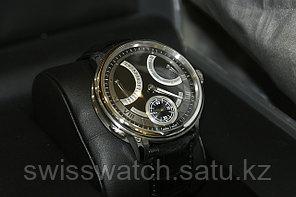 Наручные часы MAURICE LACROIX MASTERPIECE RETROGRADE BLACK DIAL MP7268-SS001-310